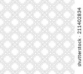 the geometric pattern. seamless ... | Shutterstock . vector #211402834