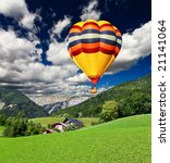 the beautiful countryside of st.... | Shutterstock . vector #21141064