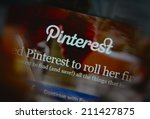lisbon  portugal   august 3 ... | Shutterstock . vector #211427875