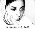 portrait | Shutterstock . vector #211438
