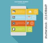 infographics mobile phone data. ...
