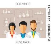 vector concept illustration of... | Shutterstock .eps vector #211451761