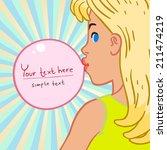 vector illustration background... | Shutterstock .eps vector #211474219