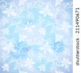 watercolor background with...   Shutterstock .eps vector #211490671
