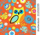 decorative vector illustration... | Shutterstock .eps vector #211522255