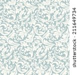 wallpaper in the style of... | Shutterstock .eps vector #211649734