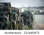 Fishing At St Ives Harbor With...