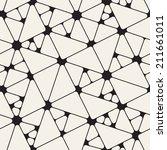 vector seamless pattern. modern ... | Shutterstock .eps vector #211661011