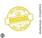 eps10 vector   quality grunge... | Shutterstock .eps vector #211669411