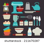 kitchen design over gray...