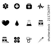 medical_icons   Shutterstock .eps vector #211726399
