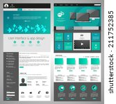great website elements pack  3