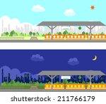 platform | Shutterstock .eps vector #211766179