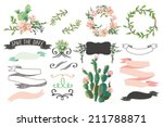 Wedding Graphic Collection Wit...