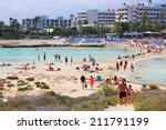 Nissi Beach  Cyprus   May 16 ...
