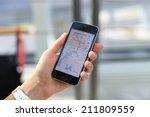 minsk  belarus   august 17 ...   Shutterstock . vector #211809559