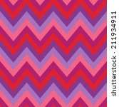 seamless chevron wave pattern | Shutterstock .eps vector #211934911