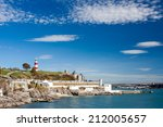 Beautiful summers day at The Hoe Plymouth Devon England UK Europe
