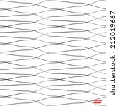 seamless abstract black white... | Shutterstock .eps vector #212019667