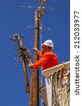 The Power Line Repair...