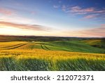 italy. landscapes of tuscany | Shutterstock . vector #212072371