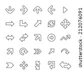 25 outline  universal arrows...