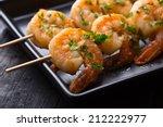 Classic Shrimp Skewers