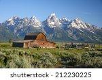 A Historic Barn Named Mormon...