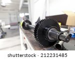 machine engine components... | Shutterstock . vector #212231485
