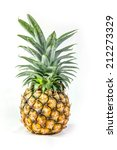 pineapple | Shutterstock . vector #212273329