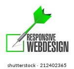 responsive webdesign dart check ...