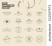 set of badges and labels... | Shutterstock .eps vector #212537971