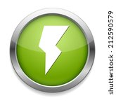 weather icon   button | Shutterstock .eps vector #212590579