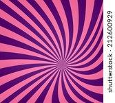 Pink Purple Striped Spiral...