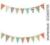 Party Bunting Background In...
