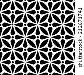 abstract seamless pattern... | Shutterstock . vector #212671741