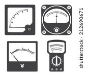 voltage tester clip art  vector voltage tester - 9 graphics