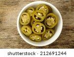 Pickled Sliced Green Jalapeno...