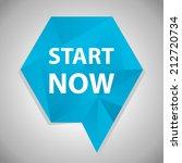 beautiful start web icon | Shutterstock .eps vector #212720734