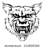 a black and white illustration... | Shutterstock . vector #212839285
