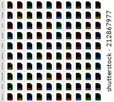100 file types icons in simple...