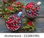 Ripe Forest Berries  ...