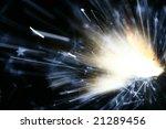 holiday stars | Shutterstock . vector #21289456