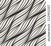vector seamless pattern. modern ... | Shutterstock .eps vector #212901337