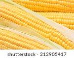 fresh corn   Shutterstock . vector #212905417