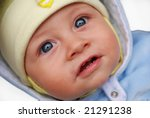 littke boy's fase close up | Shutterstock . vector #21291238