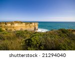 View Of The 12 Apostles At...
