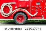 Firefighters Car Equipment Par...
