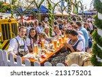 munich  germany   september 23  ...   Shutterstock . vector #213175201