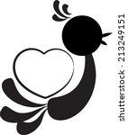 vector pet icon  | Shutterstock .eps vector #213249151